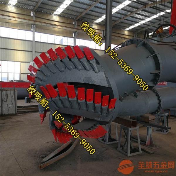 广东深圳水电站清淤船液压操作与机械操作区别 金盟新型