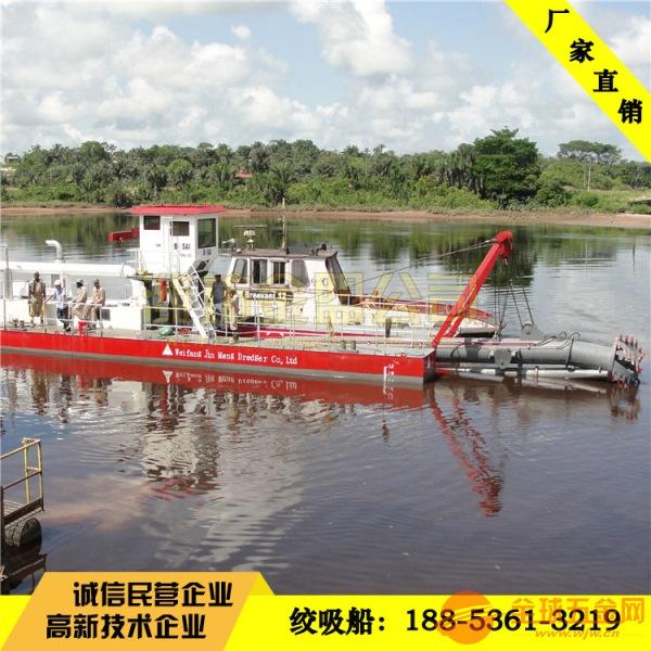 福建小型清淤船 福建十寸液压脱水清淤船制造完成