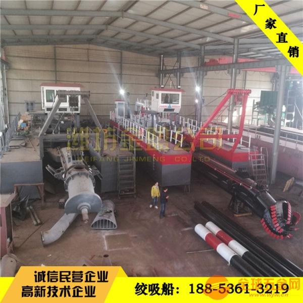 西藏搅泥船厂家 6寸泵河道搅泥船制造周期多长