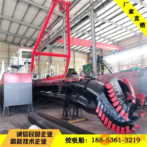 宁夏搅泥船厂家 出口东南亚河道搅泥船使用质量好