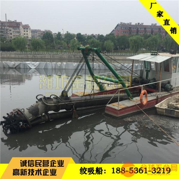 江西污泥脱水清淤船生产 江西脱水清淤船多少钱