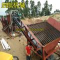 轮式洗砂机厂家直销 哪里有轮式洗沙设备制造厂