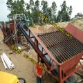 筛沙洗沙机生产销售 带筛子的水轮洗沙机生产线