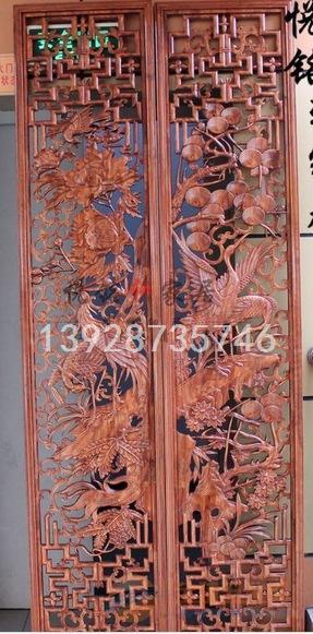 庭院雕刻铝窗花厂直销优质钢材雕工精细