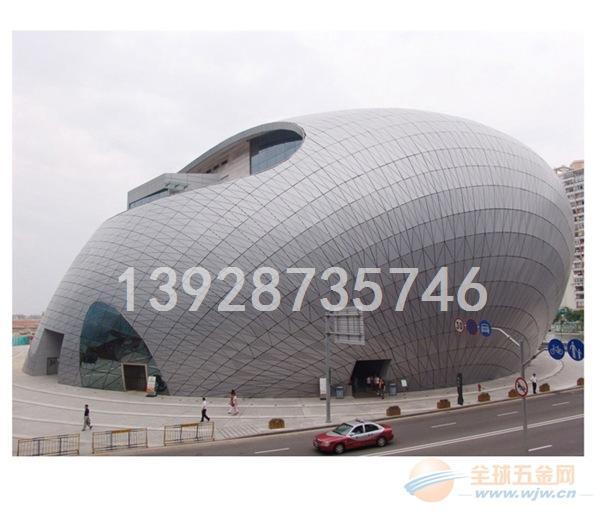 广州外墙弧形造型铝单板价格实惠