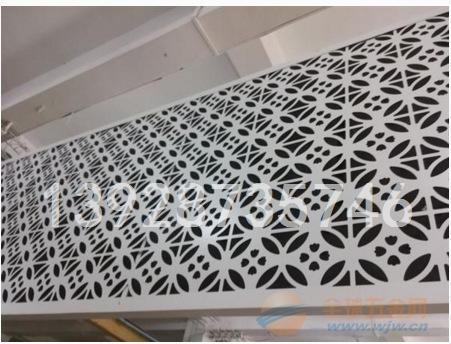 雕花铝单板厂家加工定制