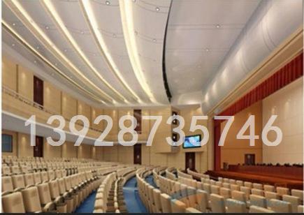 影剧院冲孔铝单板天花吊顶氟碳铝单板厂供应
