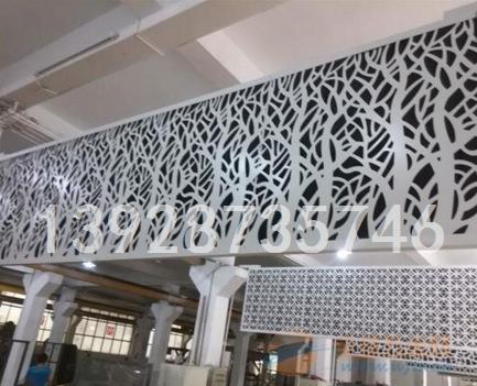 建筑外墙造型雕刻镂空铝单板厂直销行业领先