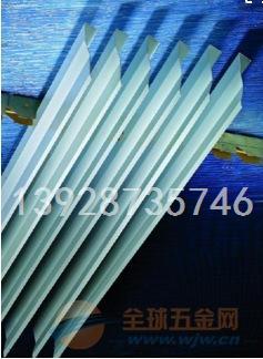商场J型铝挂片天花吊顶厂家供应