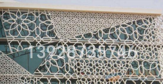 丽江古城外墙铝单板 镂空造型铝单板 氟碳铝单板