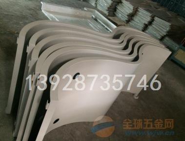 艺术馆双曲铝单板氟碳铝单板厂供应