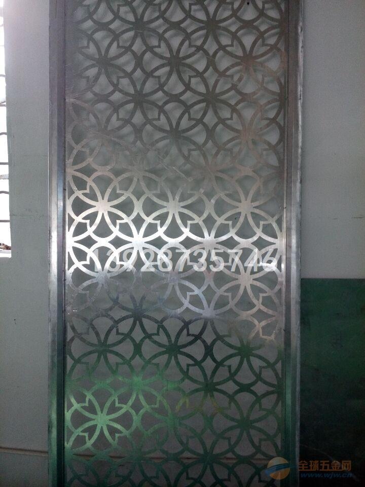 福建泉州雕刻铝窗花厂直销