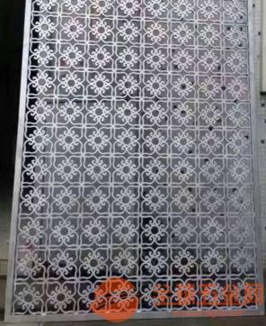 杭州酒店镂空铝单板 雕刻铝单板 造型镂空铝单板