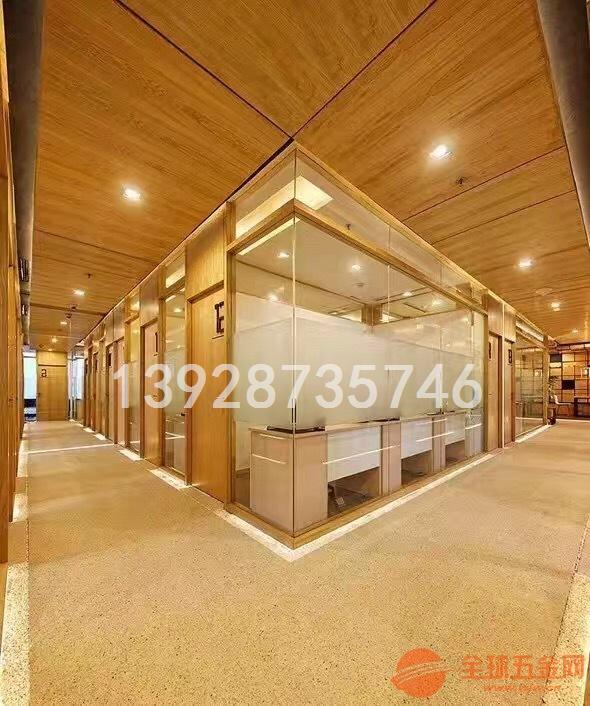 城市便捷酒店木纹铝单板墙幕铝单板厂供应