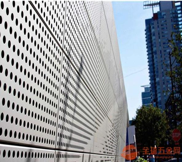 万达广场外墙冲孔铝单板氟碳铝单板直销厂家