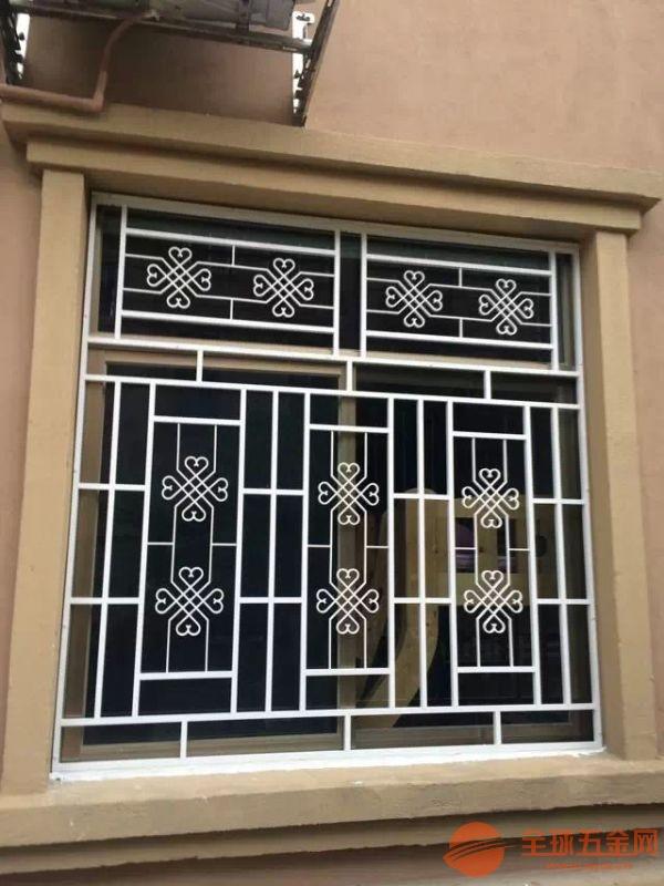 上海别墅区雕刻镂空铝窗花 木纹窗花 窗花领航者