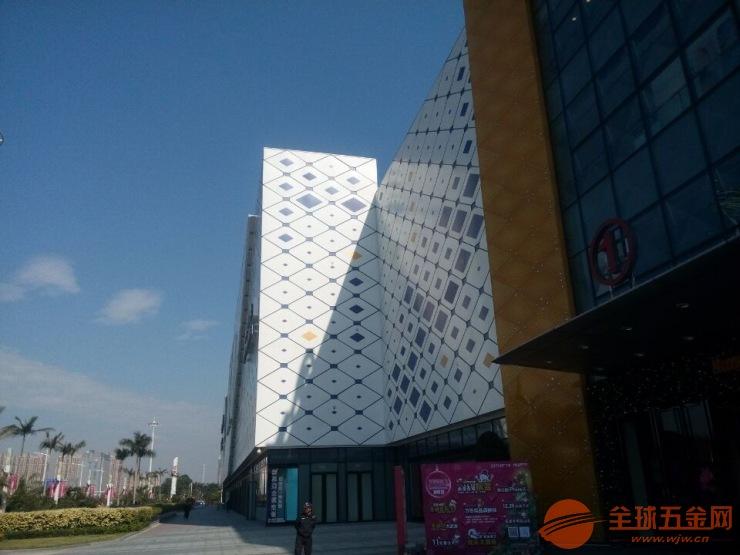 山东售楼部外墙铝单板 氟碳铝单板 造型铝单板