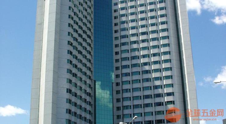 海南海口海航大厦外墙铝单板 氟碳铝单板 造型铝单板