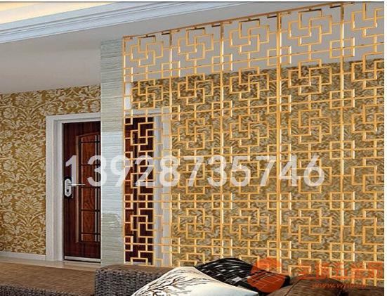 沈阳别墅区铝合金窗花 港式铝窗花 防护格式铝窗花