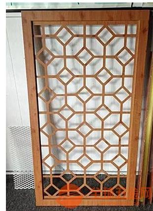 上海会所铝合金窗花 港式铝窗花 欧式铝窗花