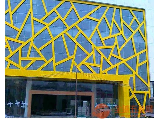雕刻镂空铝单板 造型铝单板 外墙铝单板厂