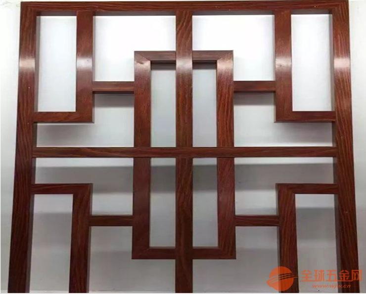 上海别墅区铝合金窗花 港式铝窗花 防护格式铝窗花