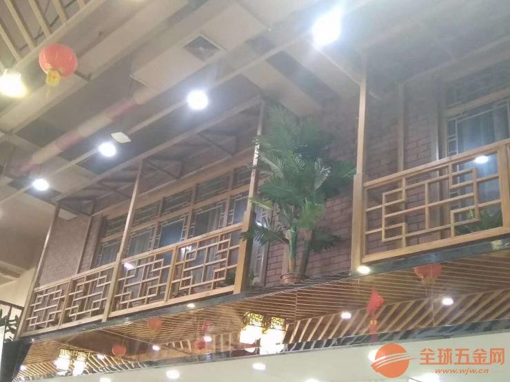 茶楼护栏铝合金窗花 花格铝窗花 欧式铝窗花