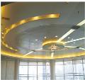 弧形造型双曲铝单板天花吊顶厂直销