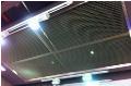 体育馆铝拉网板天花吊顶厂供应