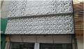 酒吧外墙镂空铝单板 雕刻雕花铝单板 单板外墙展示