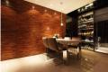 别墅区背景墙铝单板 木纹铝单板 铝单板墙幕专用产品