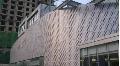 台北市歌剧院外墙冲孔铝单板 穿孔铝单板
