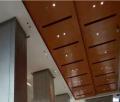 别墅区铝单板吊顶勾搭式铝单板木纹铝单板厂直销别 墅区品牌