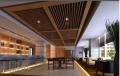 长沙餐厅U型铝方通天花吊顶木纹铝方通厂供应