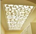 别墅区雕刻镂空铝单板吊顶 铝单板 吊顶之家优质品牌
