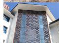 博鳌景区铝合金窗花 镂空雕刻铝窗花 木纹铝窗花