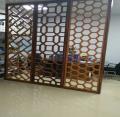济南博物馆铝合金窗花 港式铝窗花 镂空雕刻铝窗花