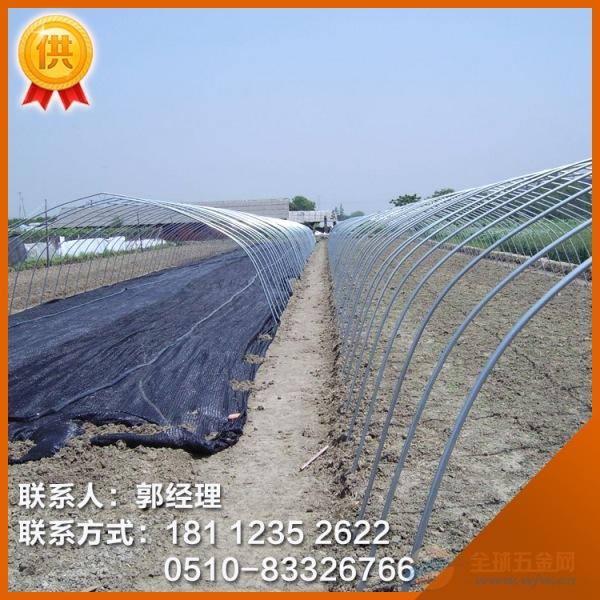 资讯:江苏南京大棚管3米—15米定尺大棚钢管厂