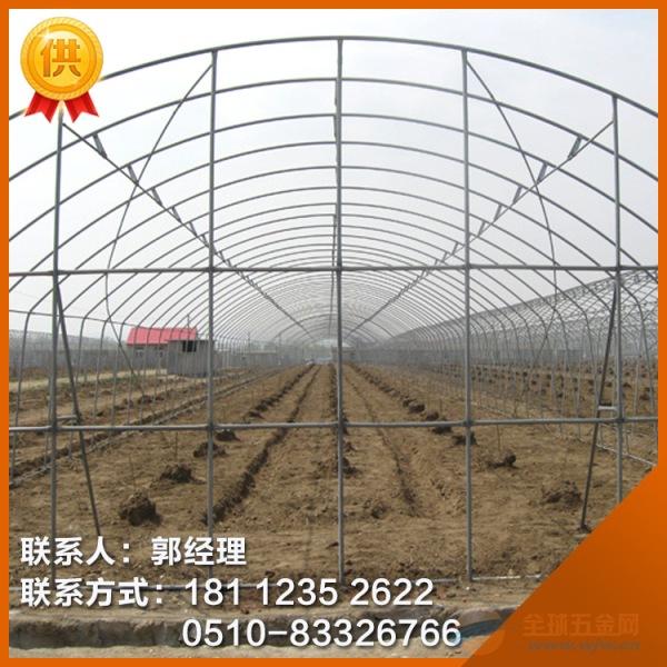 资讯:湖北恩施大棚管3米—15米定尺大棚钢管厂