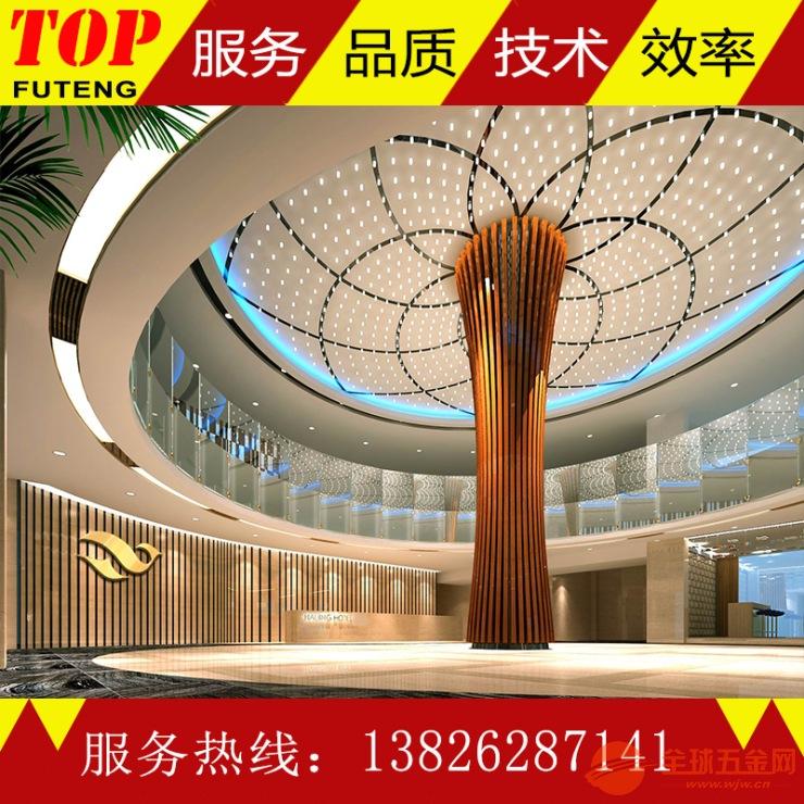深圳市南山区工程 酒店耐腐蚀雕花铝单板出厂价格