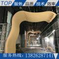 陕西西安工程供应 50mm*50mm铝型材外墙规格齐全