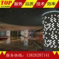 深圳市光明新区工程 酒店雕花铝单板安装拆卸简易出厂价格