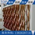 福建工程供应 40mm*40mm木纹色铝方通吊顶优质材料