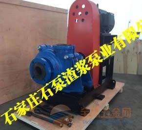 石家庄水泵厂_砂砾泵_8/6E-G吸沙泵_首选石泵渣浆泵业
