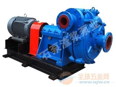 石家庄水泵厂_渣浆泵_ZJG压滤机渣浆泵_首选石泵渣浆泵业
