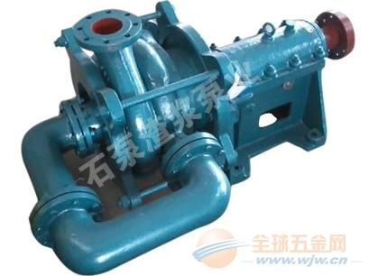 石家庄水泵厂_DG双叶轮压滤机渣浆泵_首选石泵渣浆泵业