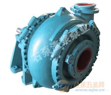 石家庄水泵厂_砂砾泵_6/4D-G抽沙泵_首选石泵渣浆泵业