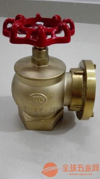 天津全铜室内栓 船用消防栓 黄铜室内消火栓哪家好