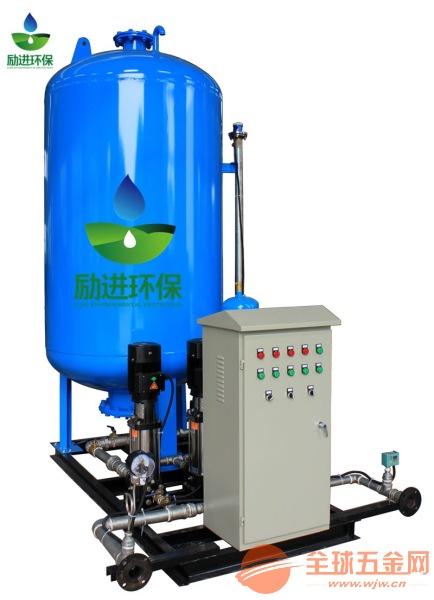 定压补水真空脱气装置原理