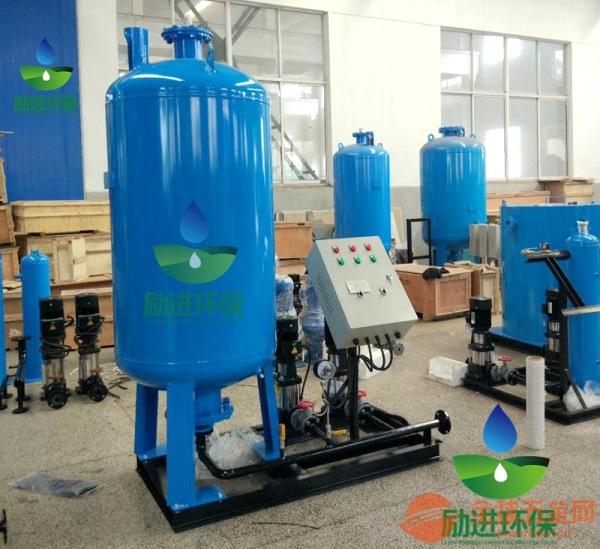 定压补水脱气装置每周价格